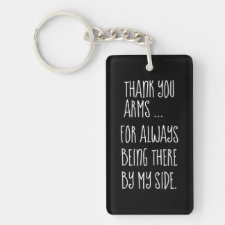 Always There Keychain