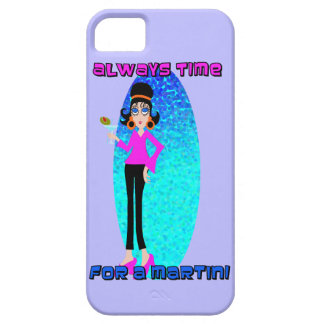 Always Time for a Martini iPhone 5 Cases