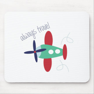 Always Travel Mouse Pad