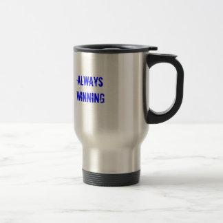 Always Winning Travel Mug