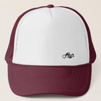Alya baseball Cap Trending Trucker cap K-Brown