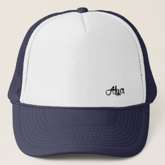 Alya baseball Cap Trending Trucker cap Navy