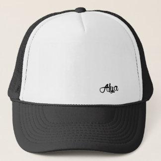Alya baseball Cap Trending Trucker cap W/Black