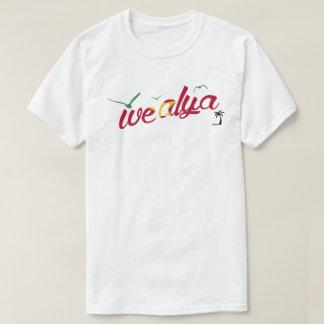 ALYA_Flagnation - Surinam Royal T-Shirt