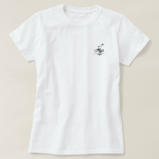 Alya Regular EDI barrel Female fit one T-Shirt