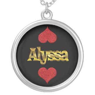 Alyssa necklace
