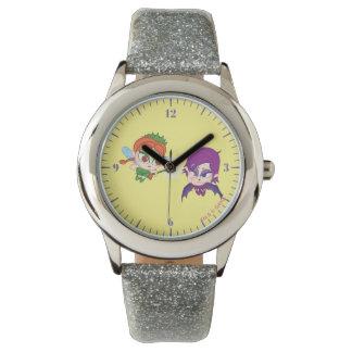 Alyssa Vs. Nafaria Wrist Watch