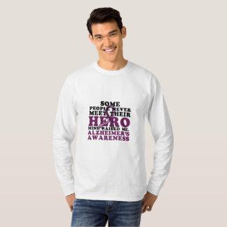 Alzheimer's Awareness Support Gif T-Shirt