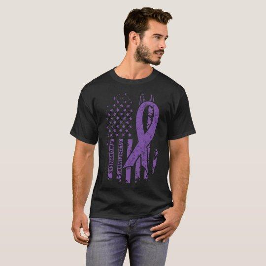 Alzheimers Awareness Tshirt