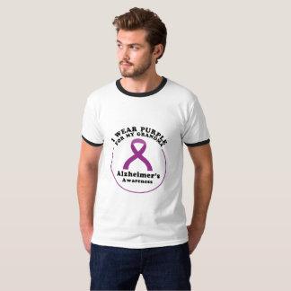 Alzheimers Awareness Wear For My Grandma Gift T-Shirt