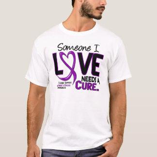 Alzheimer's Disease NEEDS A CURE 2 T-Shirt