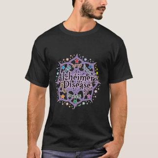 Alzheimers Lotus T-Shirt