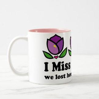 Alzheimer's Mom Remembrance Mug
