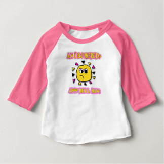 Am i bothered aww hell naw baby T-Shirt