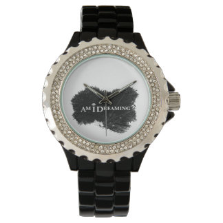Am I Dreaming Rhinestone Watch