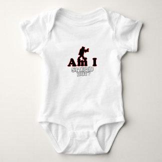 am-i-stupid-(white).png baby bodysuit