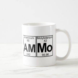 Am-mo (ammo) - Full Coffee Mug