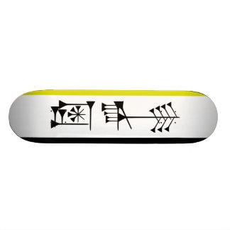 Ama-gi Sumarian Libertarian Freedom Flag Skateboard Decks