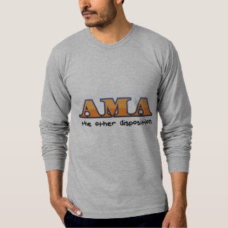 AMA: The Other Disposition T-Shirt