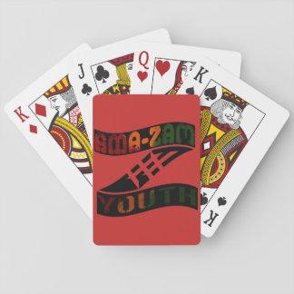 Ama-Zam Youth Classic Playing Cards