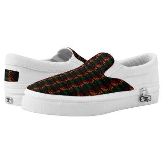 Ama-Zam Youth Slip On Shoes