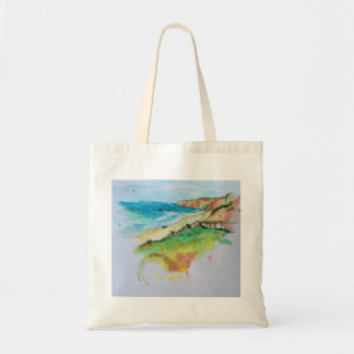 Amado beach Carrapateira Tote Bag
