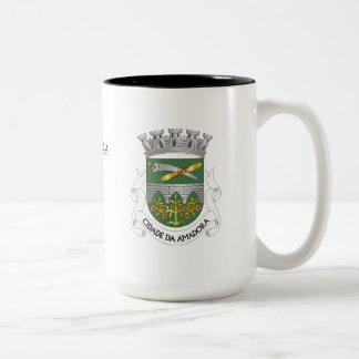 Amadora* Portugal Coffee Mug