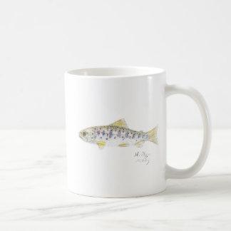 amago classic white coffee mug