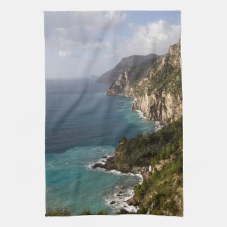 Amalfi Coast Kitchen Towel