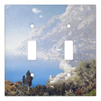 Amalfi Coast Ocean Italy Light Switch Cover