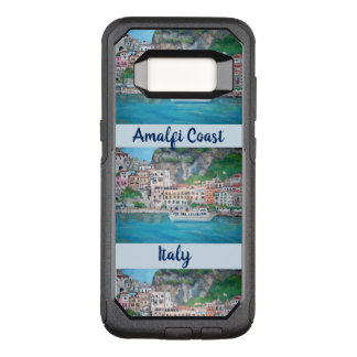 Amalfi Coast, OtterBox Samsung Galaxy S8 Commuter