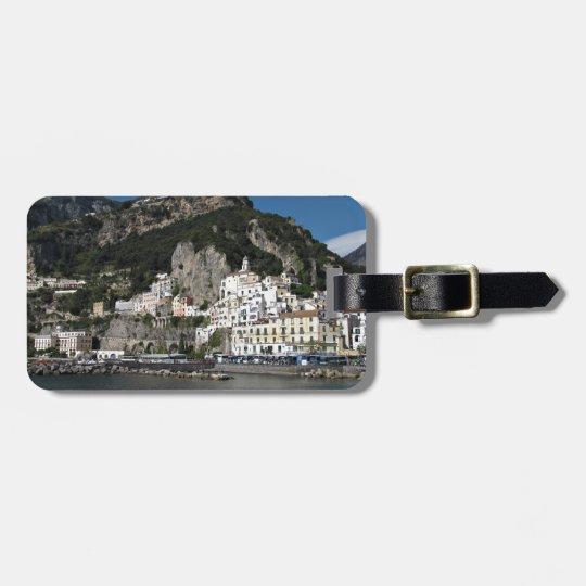 Amalfi, Sea View Luggage Tag