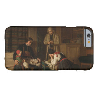 Amalia Lindegren - The Last Bed of The Little One Barely There iPhone 6 Case
