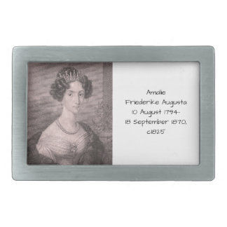 Amalie Friederike Augusta c1825 Belt Buckle