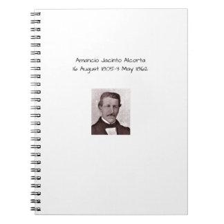 Amancio Jacinto Alcorta Notebooks