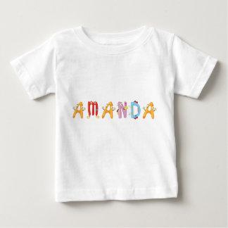 Amanda Baby T-Shirt