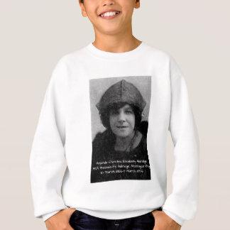 Amanda Christina Elizabeth Aldridge Sweatshirt