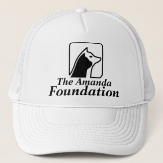 Amanda Foundation Logo Baseball hat