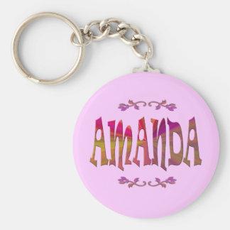 Amanda Keychain