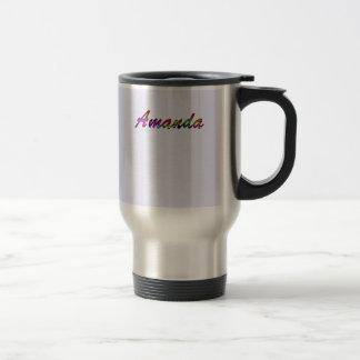 Amanda mug for travel