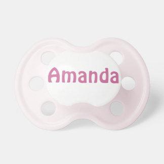Amanda Pacifier