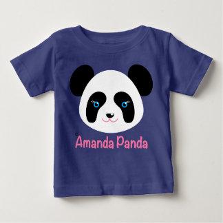 Amanda Panda Baby T-Shirt