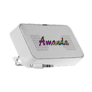 Amanda Speakers