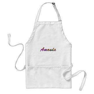 Amanda's apron