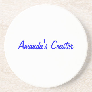 Amanda's Coaster