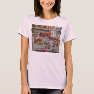 Amanda's magazine and cardboard picture collage #7 T-Shirt