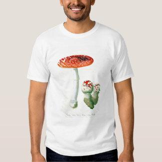 """Amanite Muscaria de """"Phytographie Medicale"""" par J T-shirt"""