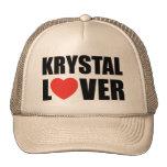 Amant de Krystal Casquette