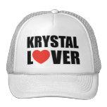 Amant de Krystal Casquettes De Camionneur