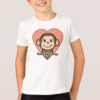 Amant de singe t-shirt